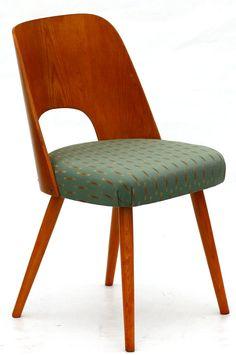 Oswald Haerdtl Chair, funkcionalista.cz