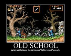 Super Ghouls and Ghosts... Finishing the game was legendary!