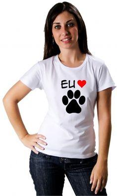 PERSONALIZADAS » Camisetas Conscientização - Nossa Camisa