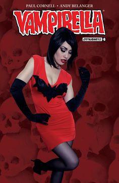 Vampirella #6 (Cosplay Cover C).