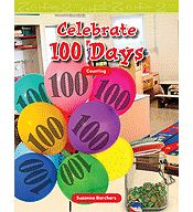 We're counting up to the 100th day of school! Practice counting to 100 through early STEM themes and basic numbers and operations. For grade 1.