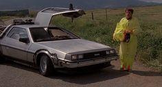 Back to the Future (1985)  Michael J. Fox, Robert Zemeckis