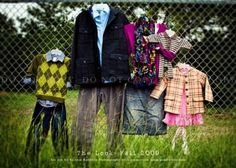 beautiful mix of colors & patterns.  and they don't even match!  love it. (what to wear by andrea)