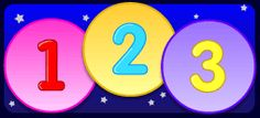free online activities/games for little ones ABC, numbers, reading and songs
