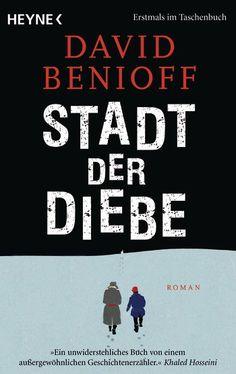 """""""Stadt der Diebe"""" von David Benioff"""