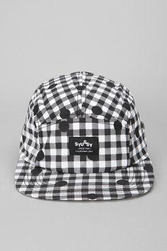 Stussy Dot 5-Panel Hat #urbanoutfitters