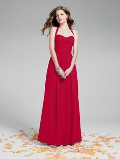 Alfred Angelo Bridal Style 7236 from Bridesmaids in Cherry