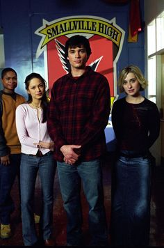 back to the basics. the first seasons of Smallville were the best.