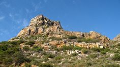 This really is a fun place to climb in Cape Town.