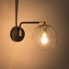 Discover a range of spotlights to brighten and personalise your home. Find a great range of wall lights at great prices from Maisons du Monde. Wall Appliques, Wall Sconces, Lightning, Decoration, Wall Lights, Glass, Bedroom, Heart, Home Decor