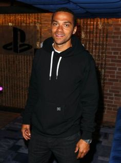 Jesse Williams.