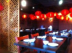 Chinese restaurant in Robertson Quay, Shingapore