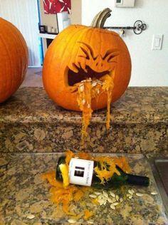 Des super idées toutes simples du plus bel effet ! #Halloween