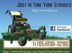 Lawn Care Flyers | If that space if big enough, I will apply My Take a Card right in that ...