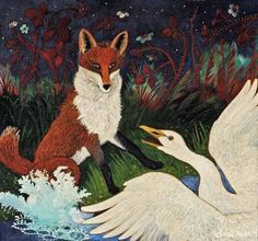 Goosed by Anna Pugh