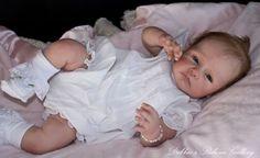Romie Strydom Bluebell Reborn Baby Doll Kit