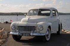Volvo PV 444 1956 (US-model)