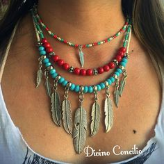 Feathers and Beads Feathers and Beads Handmade Jewelry Designs, Custom Jewelry, Handcrafted Jewelry, Diy Earrings, Beaded Necklace, Beaded Bracelets, Beaded Jewelry, Necklaces, Diy Schmuck