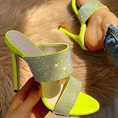 (1) High Heel Sandals - Heel Company – Heel Company