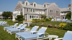 This is one of Nantucket's plushest resorts, on a prime spot on the edge of the harbor, with an expansive waterfront patio and chaise-dotted...