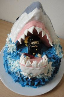 I have found my dad's perfect birthday cake!