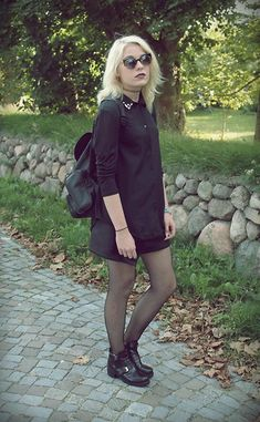 Thrifting, Grunge, Autumn, Sunglasses, Bags, Shirts, Style, Fashion, Moda