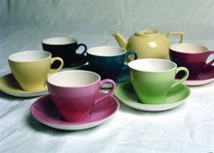 Homesick for colourglaze! New Zealand Art, Carlton Ware, Kiwiana, Color Glaze, Pantries, The Dish, Kitchen Stuff, Teacups, Afternoon Tea
