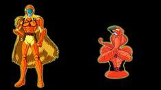 ODIN DOLBAR (La Batalla De Los Dioses) HILDA DE POLARIS (Anime) SEIYA (Anime - Armadura de Odin - Temporal) =====...