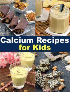 Calcium rich diet for children: Calcium recipes for Kids बच्चों के लिए कॅल्शियम युक्त आहार : Calcium recipes for Kids in Hindi Calcium rich diet for children: Calcium recipes for kids - Healthy Snacks For Kids, Easy Snacks, Healthy Drinks, Healthy Shakes, Kid Snacks, Diet Drinks, Indian Recipes For Kids, Indian Food Recipes, Gujarati Recipes