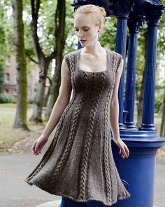Icon Dress pattern