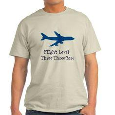 Flight Level T-Shirt