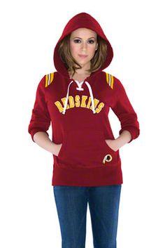 Women's Washington Redskins Majestic Charcoal Awesome Sight Blazer
