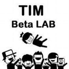 #TIM #PIN #TIMBETALAB #NOVARODADA