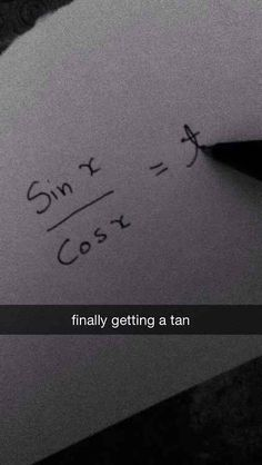 This Snapchat that will please math nerds everywhere. | 29 Snapchats That Are Too Clever For Their Own Good