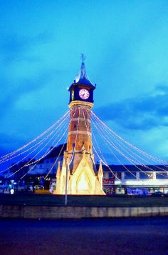 Skegness in Lincolnshire, Lincolnshire
