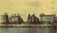 Ilha do Recife, hoje : Recife antigo.