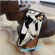 Banksy Graffiti Think Tank Deep Sea Dancers 6 phone case cover for iphone 4 4S 5 5S se 5c 6 6 plus 6s 6s plus 7 7 plus #km45
