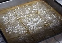 Dairy-free Cookie Recipes for Christmas: Dairy-Free Lemon Bars