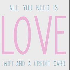 #love #wifi #goodgirlwithbadthoughts
