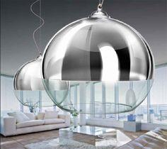 AZzardo Silver Ball - Takpendel