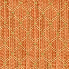 Duralee Pattern #:15303-761   Color Name: PAPAYA/SAGE - Discontinued - reference for style/color