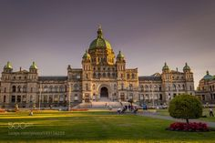 Victoria Parliament Building 2 by jonathangross  canada city travel urban architecture building parliament government victoria canadian victoria parl