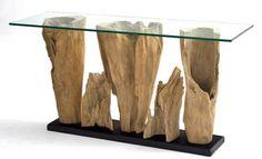 Organic Furniture Sofa Table