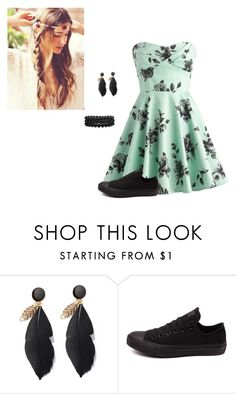 """""""Untitled #89"""" by babyjones3 ❤ liked on Polyvore featuring Converse and Bling Jewelry"""