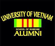 University of Vietnam Alumni Military Humor, Military Weapons, Military Life, Military Art, Military History, Military Quotes, Vietnam History, Vietnam War Photos, Vietnam Veterans