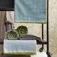 Blankets from Nordal www.toefwonen.nl