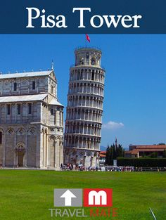 The Leaning Tower of Pisa or simply the Tower of Pisa is the campanile, or freestanding bell tower, of the cathedral of the Italian city of Pisa, known worldwide for its unintended tilt to one side.
