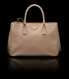Prada Saffiano Lux Tote Style number BN2274 in CAMEO $2230