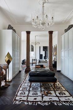 Home Interior Loft .Home Interior Loft Table Decor Living Room, Bedroom Decor, Interior Styling, Interior Decorating, Piece A Vivre, Home Decor Styles, Interiores Design, Decoration, Interior Inspiration
