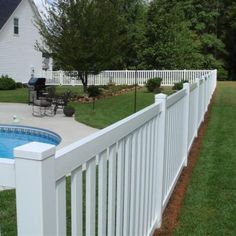 Captiva Pool Fence -  4' High